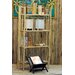<strong>Natural Bamboo 4 Tier Shelf</strong> by Bamboo54