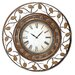 Toscana Metal Wall Clock