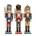 3 Piece Wood Nutcracker Set