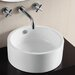<strong>Ceramica II Vessel Bathroom Sink</strong> by Caracalla