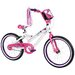"<strong>Huffy</strong> Girl's 20"" Jazzmin BMX Bike with Fashion Bag"