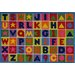 <strong>Fun Rugs</strong> Fun Time Numbers and Letters Kids Rug