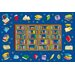 <strong>Fun Time Reading Time Kids Rug</strong> by Fun Rugs