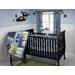 Little Bedding by NoJo Monster Babies Traditional 4-Sided Bumper