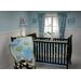 <strong>Ocean DreamsTraditional 4-Sided Bumper</strong> by Little Bedding by NoJo