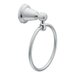 <strong>Creative Specialties by Moen</strong> Bradshaw Wall Mounted Towel Ring