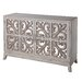 """<strong>""""Brittney"""" Fleur de Lis Credenza</strong> by Gail's Accents"""