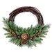 "<strong>16"" Pine Cone Grapevine Wreath</strong> by National Tree Co."