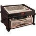 <strong>Slant Top Console Rack 8U Top 4U Side DJ Station</strong> by Gator Cases