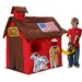Kids Cottage Firestation Playhouse