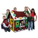 <strong>Gingerbread House Playhouses</strong> by Bazoongi Kids