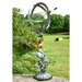 SPI Home Mermaid and Dolphin Armillary Statue