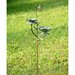 <strong>Bird and Flower Birdbath on Stake</strong> by SPI Home
