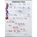 Best-Rite® WRAPS-Writing, Reading and Activity Pad