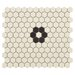 """<strong>New York 1-7/8"""" x 1-7/8"""" Porcelain Mosaic Tile in Antique</strong> by EliteTile"""