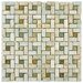 <strong>Peak Random Sized Natural Stone Mosaic Tile in Multi</strong> by EliteTile