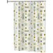 Patty Polyester Shower Curtain
