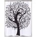 <strong>Tree of Life Polyester Shower Curtain</strong> by Carnation Home Fashions