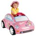 Power Wheels Barbie™ Volkswagen® New Beetle 6V Battery Powered Car