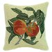 American Mills Peaches Pillow