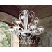 <strong>Bolero 9 Light Chandelier</strong> by Leucos