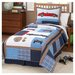 <strong>My World</strong> Cars Quilt Set