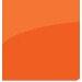 Orange Left Satin
