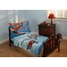 <strong>Own The Skies 4 Piece Planes Toddler Bedding Set</strong> by Disney