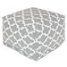 Majestic Home Products Trellis Large Ottoman