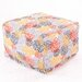 <strong>Blooms Large Ottoman</strong> by Majestic Home Products