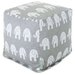 Majestic Home Products Ellie Small Cube