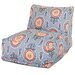 <strong>Michelle Bean Bag Lounger</strong> by Majestic Home Products