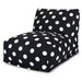 Majestic Home Products Large Polka Dot Bean Bag Lounger