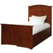 <strong>Bolton Furniture</strong> Woodridge Twin Panel Bed with 3 Drawer Under Bed Case