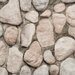 Modern Rustic River Rock Wallpaper