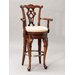 "Jamestown Landing 31"" Swivel Arm Bar Stool"