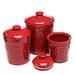 Sorrento Canister (Set of 3)