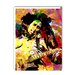 <strong>Bob Marley Graphic Art on Canvas</strong> by Americanflat