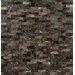 <strong>MS International</strong> Emperador Splitface Marble Mesh Mounted Mosaic Tile in Brown