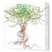 <strong>Avalisa</strong> Imaginations Branches Stretched Canvas Art