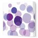 <strong>Imaginations Bubbles Stretched Canvas Art</strong> by Avalisa
