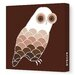 Animal - Owl Stretched Wall Art