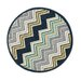 <strong>Terrace Navy/Multi Outdoor Rug</strong> by Loloi Rugs