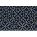<strong>Francesca Navy/Green Geometric Rug</strong> by Loloi Rugs