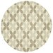 Venice Beach Ivory/Smoke Rug by Loloi Rugs