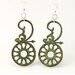Spindle Earrings