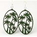 Palm Trees Earrings