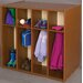 <strong>Vos System 8 Section Double Sided Toddler Locker</strong> by TotMate