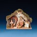 9 Piece Figurine Set with Italian Stable