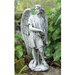 Male Garden Angel Statue